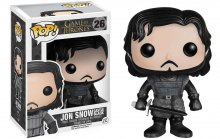 Game of Thrones POP! Vinylová Figurka Jon Snow Castle Black 10 c