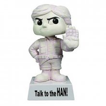 Star Wars Wacky figurka Han Solo Talk to the Han! - VYPRODÁNO