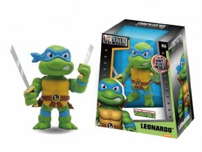 Teenage Mutant Ninja Turtles Metals Diecast mini figurka Leonard