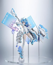 Hyperdimension Neptunia Socha 1/7 White Heart 30 cm