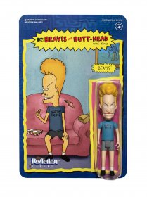 Beavis & Butt-Head ReAction Akční figurka Wave 1 Beavis 10 cm