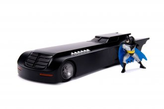 Batman Animated Series Metals kovový model 1/24 Batmobile with