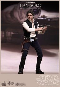 Star Wars Han Solo figurka Movie Masterpiece 30 cm