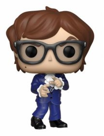 Austin Powers POP! Movies Vinylová Figurka Austin Powers 9 cm