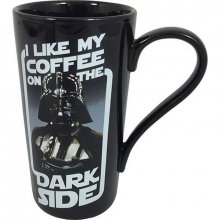 Star wars hrnek na Latte-Macchiato Dark Side