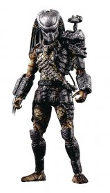 Predator Akční figurka 1/18 Jungle Predator Previews Exclusive 1