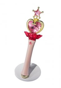 Sailor Moon Proplica Replica Pink Moon Stick Tamashii Web Exclus