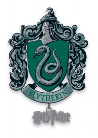 Harry Potter Pin Slytherin