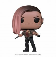 Cyberpunk 2077 POP! Games Vinylová Figurka V-Female 9 cm