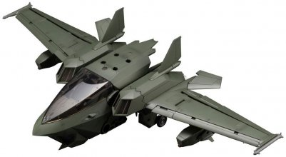 Hexa Gear plastový model kit 1/24 Booster Pack 005 Dark Green Ve