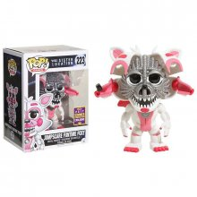 FNAF POP! figurka Jumpscare Funtime Foxy SDCC 2017 Exclusive