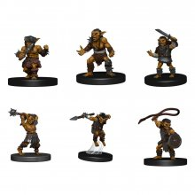 D&D Icons of the Realms: pre-painted Miniatures Goblin Warband