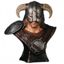 Busta The Elder Scrolls Dragonborn 64 cm 1/1, Socha