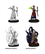 D&D Nolzur's Marvelous Miniatures Unpainted Miniatures Female Hu