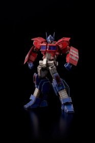 Transformers Furai Model plastový model kit Optimus Prime IDW Ve