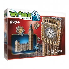 Wrebbit The Classics Collection 3D Puzzle Big Ben