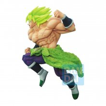 Dragonball Super Z-Battle PVC Socha Super Saiyan Broly Full Pow