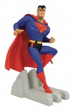 DC Premier Collection Socha Superman (Justice League Animated)