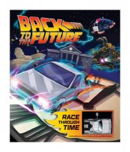 Back to the Future Art Book Race Through Time