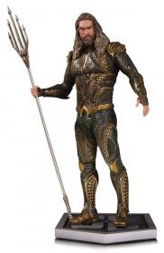 Justice League Movie Socha Aquaman 34 cm