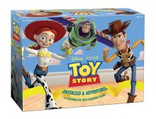 Toy Story Deck-Building karetní hra Obstacles & Adventures