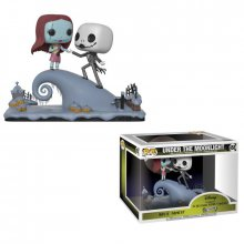 Nightmare before Christmas POP! Movie Moments Vinyl Bobble-Head