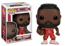 NBA POP! Sports Vinylová Figurka James Harden (Houston Rockets)