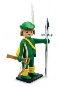 Playmobil Vintage Collection Figure Green Archer 21 cm