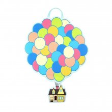 Disney by Loungefly batoh Up Balloon House