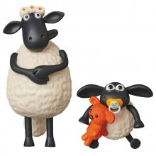Shaun the Sheep UDF Aardman Animation #2 mini figurka 2-Pack Tim