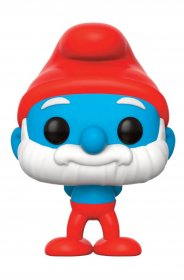 The Smurfs POP! TV Vinylová Figurka Papa Smurf 9 cm