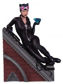 Batman-Villain Multi-Part Socha Catwoman 12 cm (Part 1 of 6)