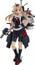 Kantai Collection Figma Action Figure Yudachi Kai-II 14 cm