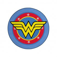 DC Comics Carpet Wonder Woman Logo 80 cm