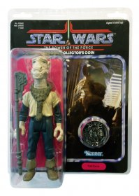 Star Wars Kenner figurka Yak Face POTF SDCC 2013 Exclusive 33 cm