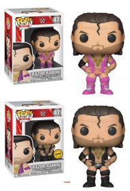 WWE Wrestling POP! WWE Vinyl Figures Razor Ramon 9 cm Assortment
