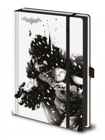 Batman Premium Notebook A5 Arctic
