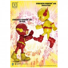 DC Comics Hybrid Metal Figurka 2-pack Reverse Flash & The Flash