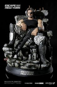 Escape from New York Socha 1/3 Snake Plissken 50 cm