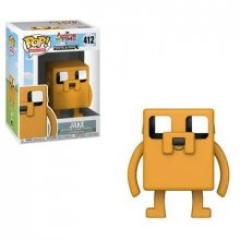 Adventure Time / Minecraft POP! Television Vinylová Figurka Jake