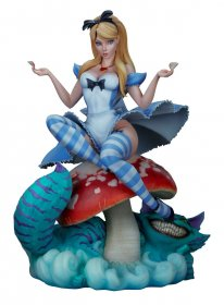 Fairytale Fantasies Collection Socha Alice in Wonderland 34 cm