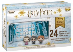 Harry Potter Pocket POP! adventní kalendář Wizarding World 2019