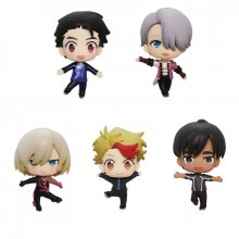 Yuri!!! on ICE Trading Figure 5 cm Characters (6)