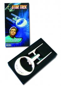 Star Trek TOS Bottle Opener USS Enterprise NCC-1701 13 cm