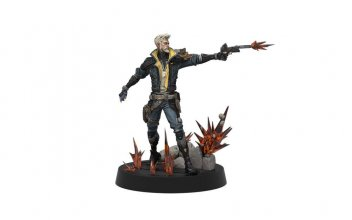 Borderlands 3 Figures of Fandom PVC Socha Zane 22 cm