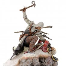 Assassins Creed III soška Connor The Last Breath 28 cm