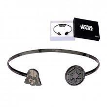 Star Wars Bangle náramek Darth Vader černý