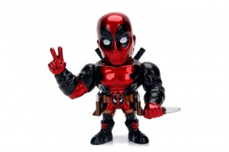 Marvel Metals Diecast mini figurka Deadpool 10 cm