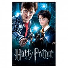 Harry Potter Plakátové Puzzle Harry Potter