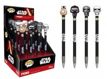 Star Wars Episode VII POP! Pens with Toppers Display Classic (16
